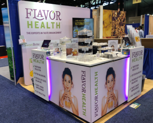 FlavorHealth Booth S4783